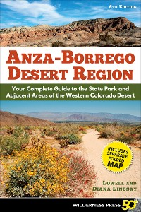 Cover Anza-Borrego Desert Region