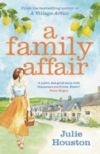 Cover Family Affair