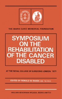 Cover Symposium on the Rehabilitation of the Cancer Disabled