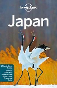 Cover Lonely Planet Reiseführer Japan