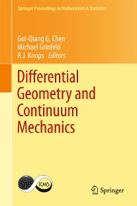 Cover Differential Geometry and Continuum Mechanics