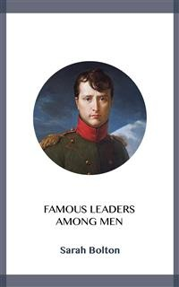Cover Famous Leaders Among Men