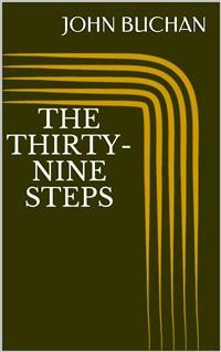 Cover The Thirty-Nine Steps