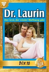 Cover Dr. Laurin Jubiläumsbox 10 – Arztroman
