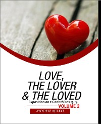 Cover Love, the Lover and the Loved