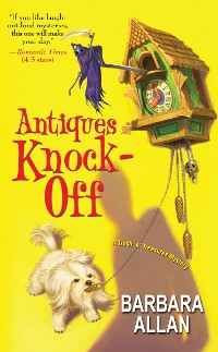 Cover Antiques Knock-Off