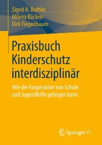 Cover Praxisbuch Kinderschutz interdisziplinär