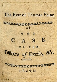Cover The Rise of Thomas Paine