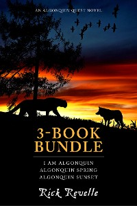 Cover Algonquin Quest 3-Book Bundle