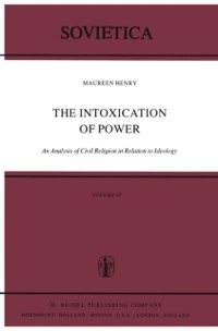 Cover Intoxication of Power