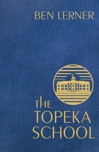 Cover Topeka School