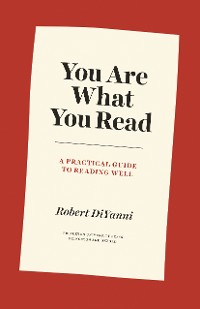 Cover You Are What You Read