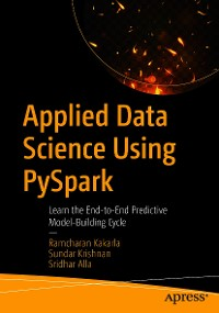 Cover Applied Data Science Using PySpark