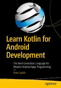 Cover Learn Kotlin for Android Development