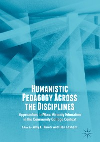 Cover Humanistic Pedagogy Across the Disciplines