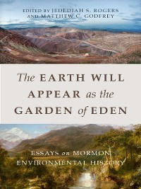 Cover The Earth Will Appear as the Garden of Eden