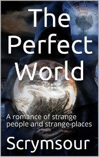 Cover The Perfect World / A romance of strange people and strange places