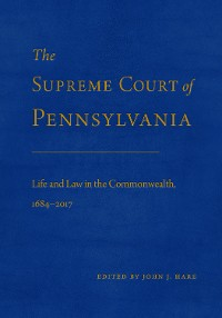 Cover The Supreme Court of Pennsylvania