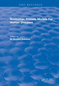 Cover Nonhuman Primate Models For Human Diseases