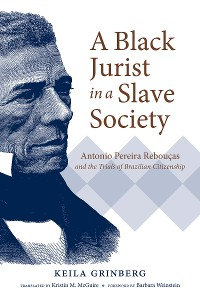 Cover A Black Jurist in a Slave Society