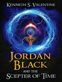 Cover Jordan Black and the Scepter of Time