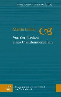 Cover Von der Freiheit eines Christenmenschen