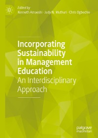 Cover Incorporating Sustainability in Management Education