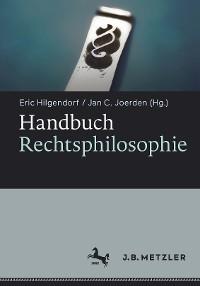 Cover Handbuch Rechtsphilosophie