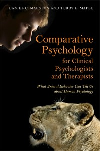 Cover Comparative Psychology for Clinical Psychologists and Therapists
