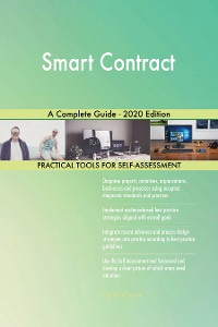Cover Smart Contract A Complete Guide - 2020 Edition