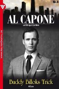 Cover Al Capone 8 – Kriminalroman