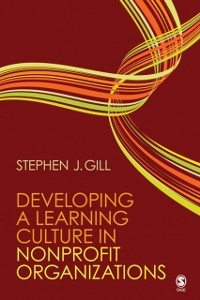 Cover Developing a Learning Culture in Nonprofit Organizations