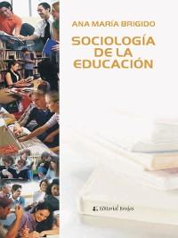 Cover Sociología de la educación
