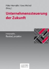 Cover Unternehmenssteuerung der Zukunft