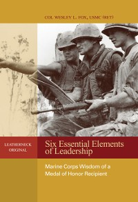 Cover Six Essential Elements of Leadership