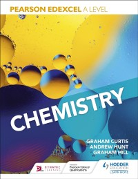 Cover Pearson Edexcel A Level Chemistry (Year 1 and Year 2)