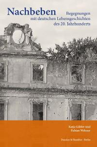 Cover Nachbeben.