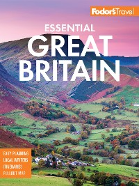 Cover Fodor's Essential Great Britain