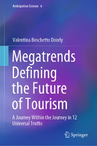 Cover Megatrends Defining the Future of Tourism