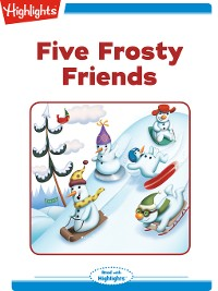 Cover Five Frosty Friends