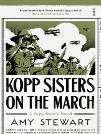Cover Kopp Sisters on the March