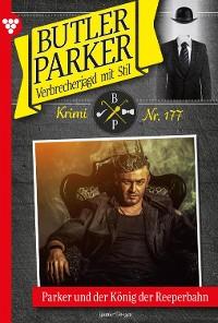 Cover Butler Parker 177 – Kriminalroman