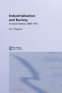 Cover Industrialisation and Society