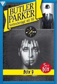 Cover Butler Parker Jubiläumsbox 7 – Kriminalroman