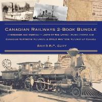 Cover Canadian Railways 2-Book Bundle