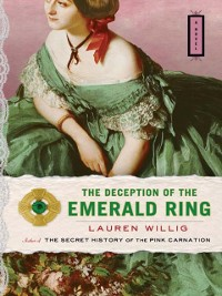 Cover Deception of the Emerald Ring