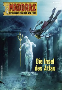 Cover Maddrax 543 - Science-Fiction-Serie