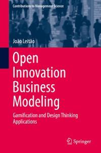 Cover Open Innovation Business Modeling