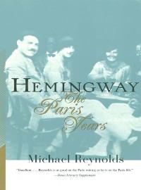 Cover Hemingway: The Paris Years