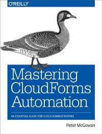 Cover Mastering CloudForms Automation